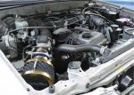 4WD/SUVパーツ(足回り・スープアップ) ハイラックス185サーフm/c後(3RZ)用RUSHフィルター アタッチメントセット