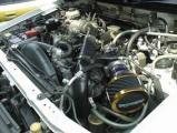 R50テラノ パーツ R50テラノ(TD27 / QD32)用RUSHフィルター アタッチメントセット