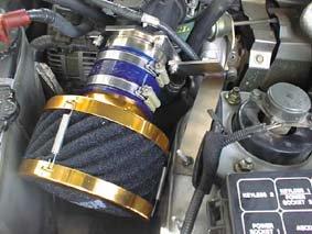 R50テラノ・レグラス(QD32)寒冷地仕様用RUSHフィルター アタッチメントセット