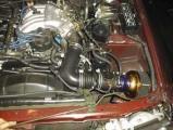 R50テラノ パーツ R50テラノ(VG33)用RUSHフィルター アタッチメントセット