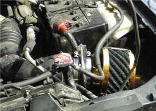 Y60サファリ(TD42T)用RUSHフィルター アタッチメントセット