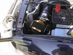 Y61サファリ(TD42ターボ車)用RUSHフィルター アタッチメントセット