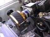 V40系・V55系パジェロ パーツ V45Wパジェロ(6G74)用RUSHフィルター アタッチメントセット
