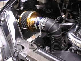 スペースギア(4M40)用RUSHフィルター アタッチメントセット