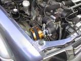 車種専用タイプ ストラーダ(4D56)用RUSHフィルター アタッチメントセット