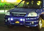 マツダ車 パーツ トリビュート用 LED DOTARM-LXタイプ フォグランプ付きランプステー