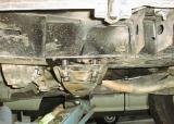 日産車 パーツ Y60サファリ用ミッションダウンスペーサー