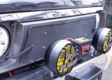 日産車 パーツ Y60サファリ用インセクトスクリーン