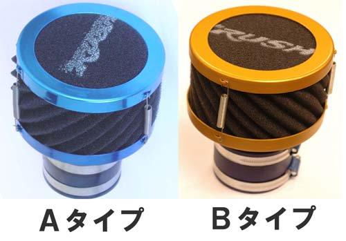 RUSHフィルター専用スクリューフード【画像2】