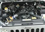4WD/SUVパーツ(足回り・スープアップ) JK ラングラー (8)用 RUSHフィルター アタッチメントセット