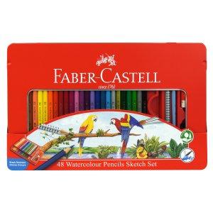 水彩色鉛筆 ファーバーカステル 36色セット