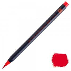あかしや水彩毛筆【彩】単色 紅色