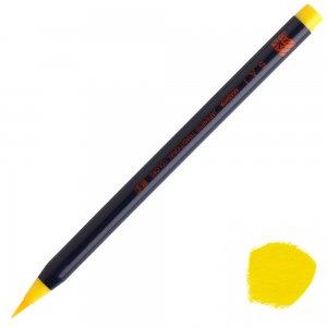 あかしや水彩毛筆【彩】単色 黄色