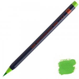 あかしや水彩毛筆【彩】単色 若草色