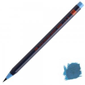 あかしや水彩毛筆【彩】単色 藍色