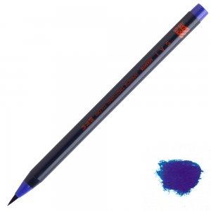 あかしや水彩毛筆【彩】単色 群青色