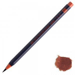 あかしや水彩毛筆【彩】単色 茶色