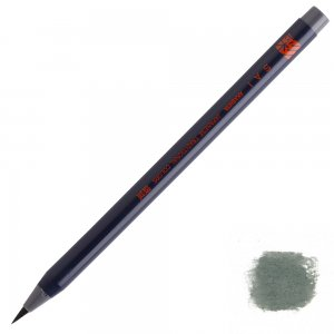 あかしや水彩毛筆【彩】単色 銀鼠色