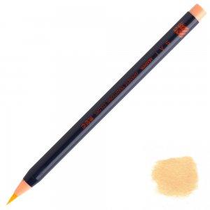 あかしや水彩毛筆【彩】単色 薄橙色