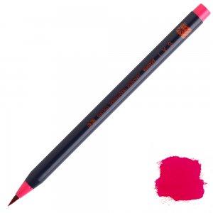 あかしや水彩毛筆【彩】単色 茜色