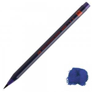 あかしや水彩毛筆【彩】単色 紺色