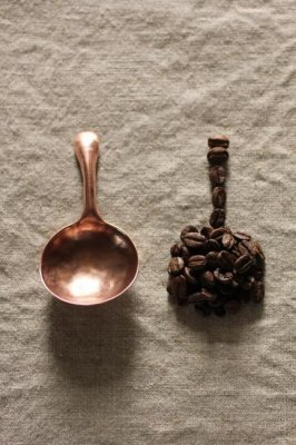 Copper Coffee Measuring Spoon - S