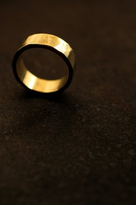 Brass Flat Ring 6mm - #2