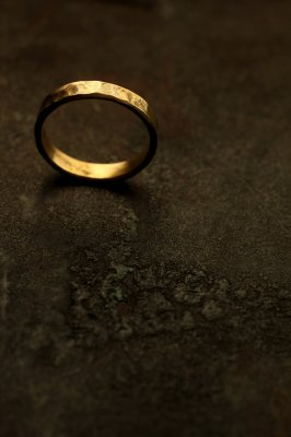 Brass Flat Ring 3mm