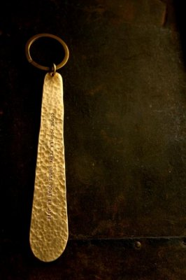 Brass Long Key Holder