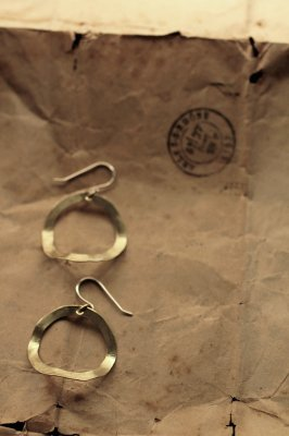 Brass Hoop Pierce