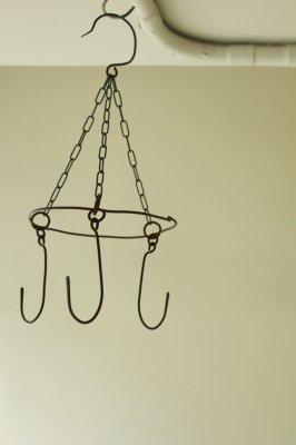 Iron Round Hook hanger - 3