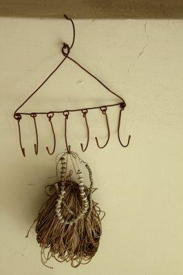 Iron Hook Hanger - 7