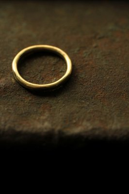 Brass Ring 2mm