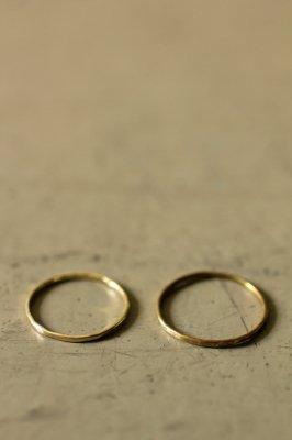 Pair Kyasha Brass Ring