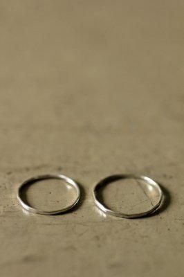 Pair Kyasha Silver Ring