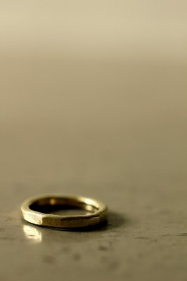 Brass Round Ring 3mm