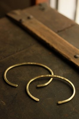 Pair Brass Bangle