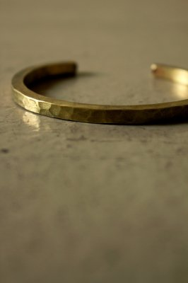 Brass Bangle 4mm