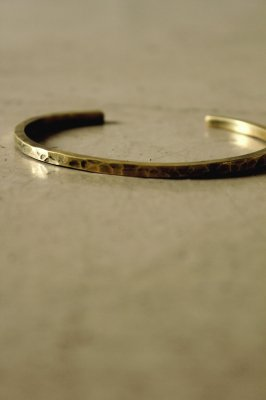 Brass Bangle 3mm