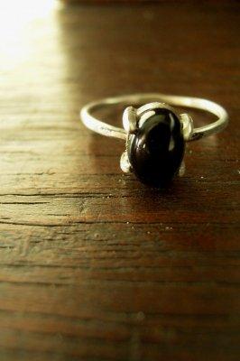 Onyx Kyasha Ring #2
