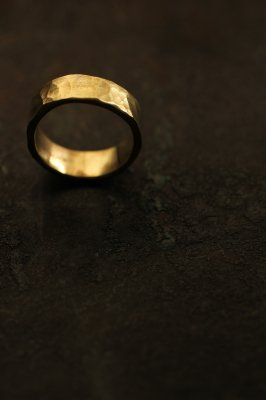 Brass Flat Ring 6mm - #1