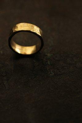 Brass Flat Ring 6mm - #1