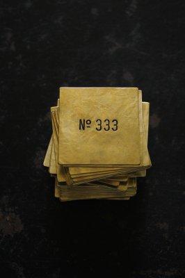 Brass Plate #2
