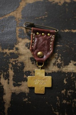 Order Brooch - Cross