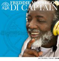 <img class='new_mark_img1' src='//img.shop-pro.jp/img/new/icons23.gif' style='border:none;display:inline;margin:0px;padding:0px;width:auto;' />[CD + BOOK] FREDDIE McGREGOR『FREDDIE DI CAPTAIN』