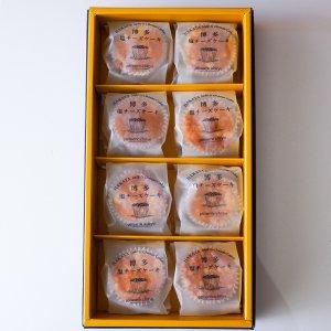 博多塩チーズケーキ 8個入り