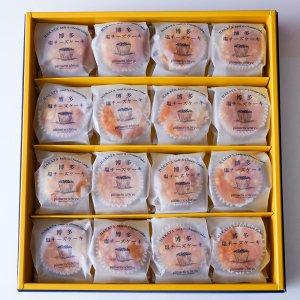 博多塩チーズケーキ 16個入り