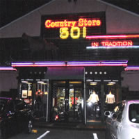 COUNTRY STORE 501店舗写真