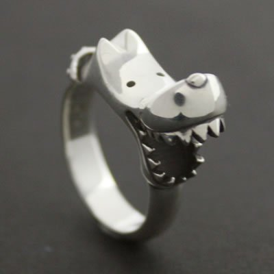 BITE DOG RING