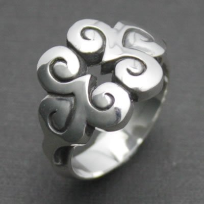 CLOUD AINU RING